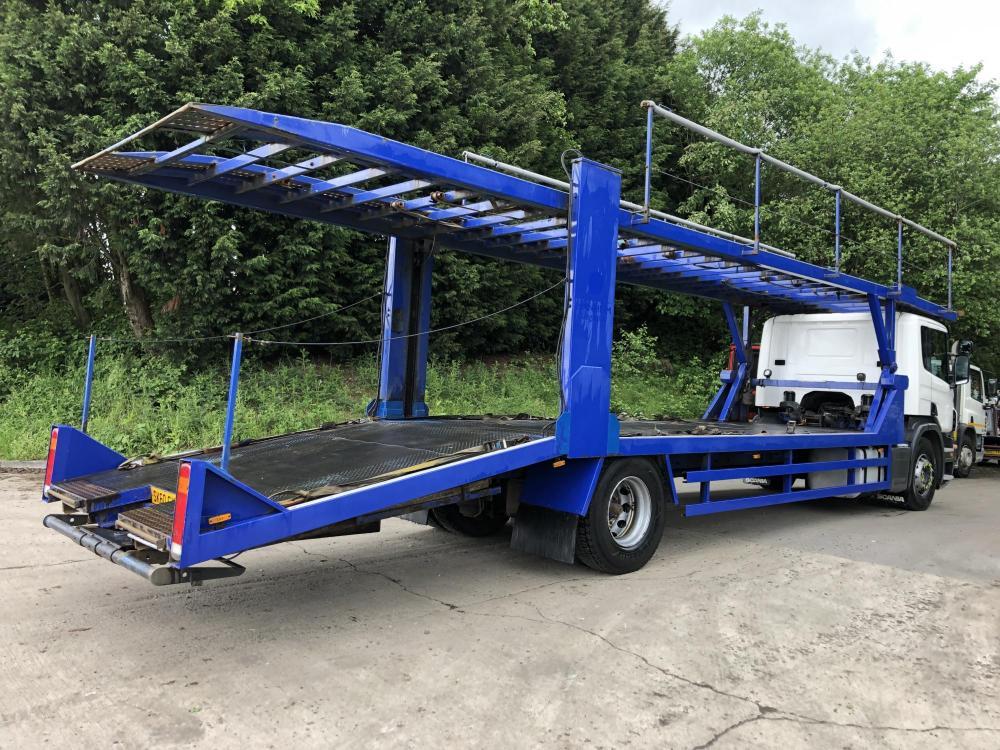 SCANIA P230 for Sale - DC Commercials UK Ltd