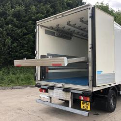 DAF LF 45.160 MEAT RAILS