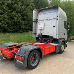 SCANIA R470 Low Ride