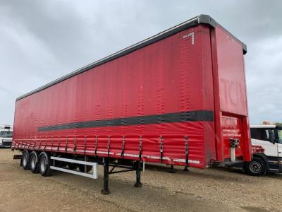 SDC Curtainsider